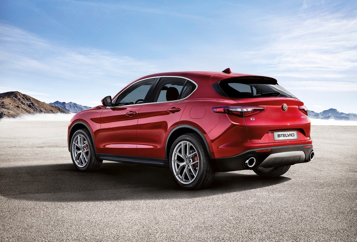 alfa romeo stelvio first edition grill sportivo. Black Bedroom Furniture Sets. Home Design Ideas